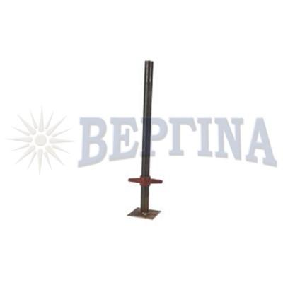 Πατόβιδα (Κάτω) 1 m για Σκαλωσιά Ξυλότυπου