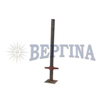 Πατόβιδα (Κάτω) 0,7 m για Σκαλωσιά Προσόψεως